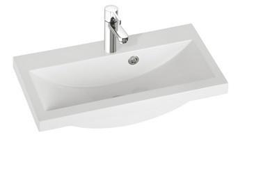 Marmorin umywalka nablatowa Talia 60, 60 cm z otworem biała 270060022011 __DARMOWA DOSTAWA__
