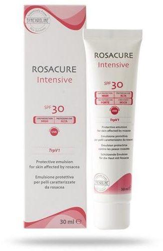 Synchroline Rosacure Intensive emulsja do skóry naczynkowej SPF30 30 ml