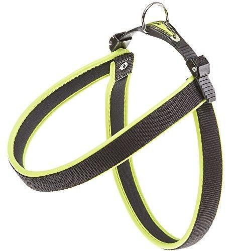 Ferplast Szelki Agila fluo zielone [rozmiar 9] 30mm/77-85cm Do każdego zamówienia dodaj prezent. Bez dodatkowych wymagań - tak łatwo jeszcze nie było!