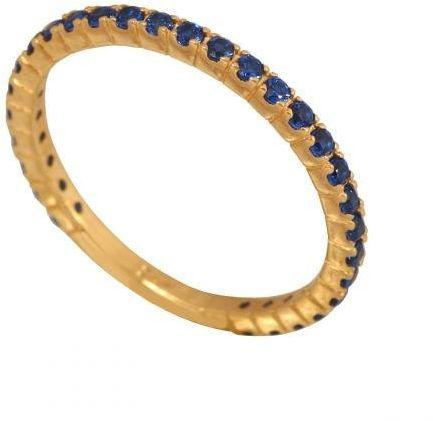 Złoty pierścionek tradycyjny Pn918