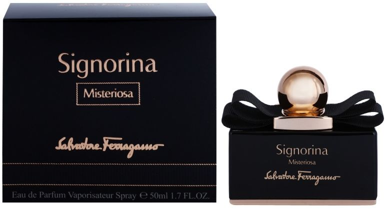 Salvatore Ferragamo Signorina Misteriosa woda perfumowana - 50ml