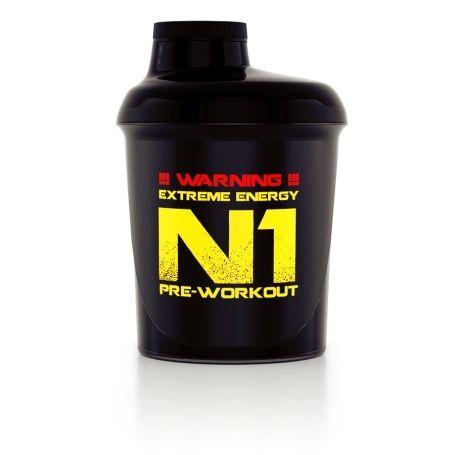 Szejker N1 - 300 ml czarny