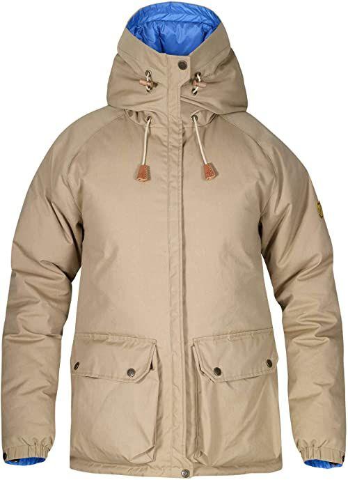 Fjällräven Damska kurtka Down Jacket No.16 W Sport Jacket beżowy Sand M