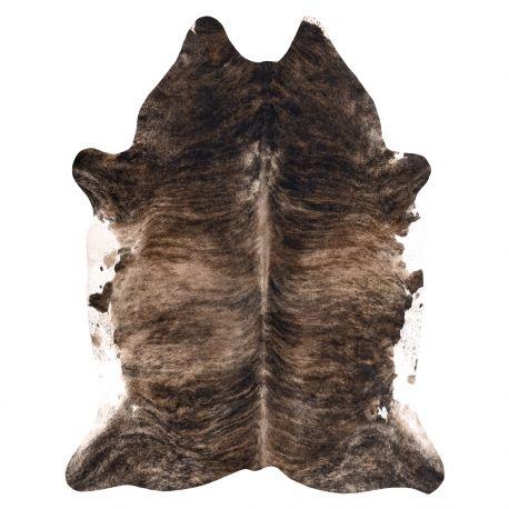 Dywan Sztuczna Skóra Bydlęca, Krowa G4740-1 Brązowa skórka 100x150 cm