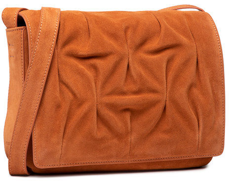 Coccinelle Torebka IC1 Marquise Goodie Suede E1 IC1 12 01 01 Pomarańczowy