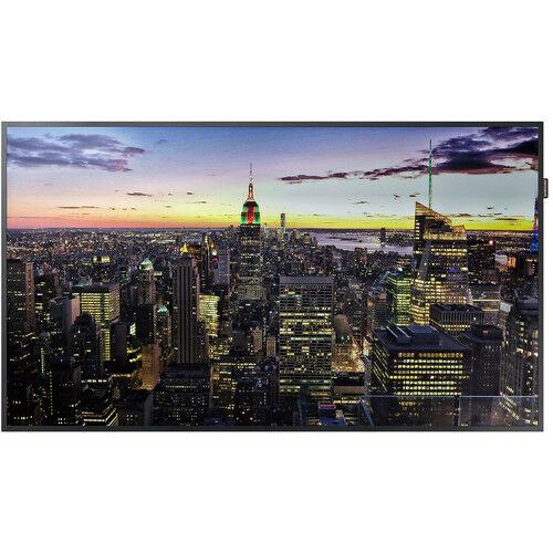 Monitor Samsung SMART Signage QM55H (LH55QMHPLGC/EN)+ UCHWYTorazKABEL HDMI GRATIS !!! MOŻLIWOŚĆ NEGOCJACJI  Odbiór Salon WA-WA lub Kurier 24H. Zadzwoń i Zamów: 888-111-321 !!!