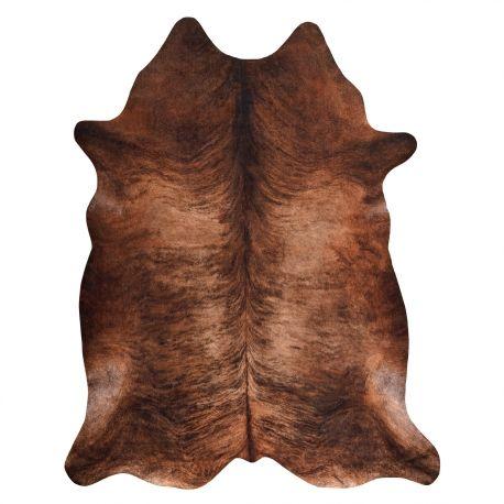 Dywan Sztuczna Skóra Bydlęca, Krowa G5067-3 Brązowa skórka 100x150 cm