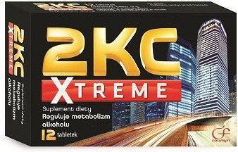 2KC Xtreme 12 tabletek