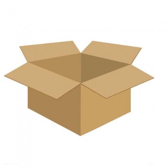 Karton klapowy tekt 5 - 400 x 400 x 400 620g/m2 fala BC 9 ( 10 szt. w paczce )