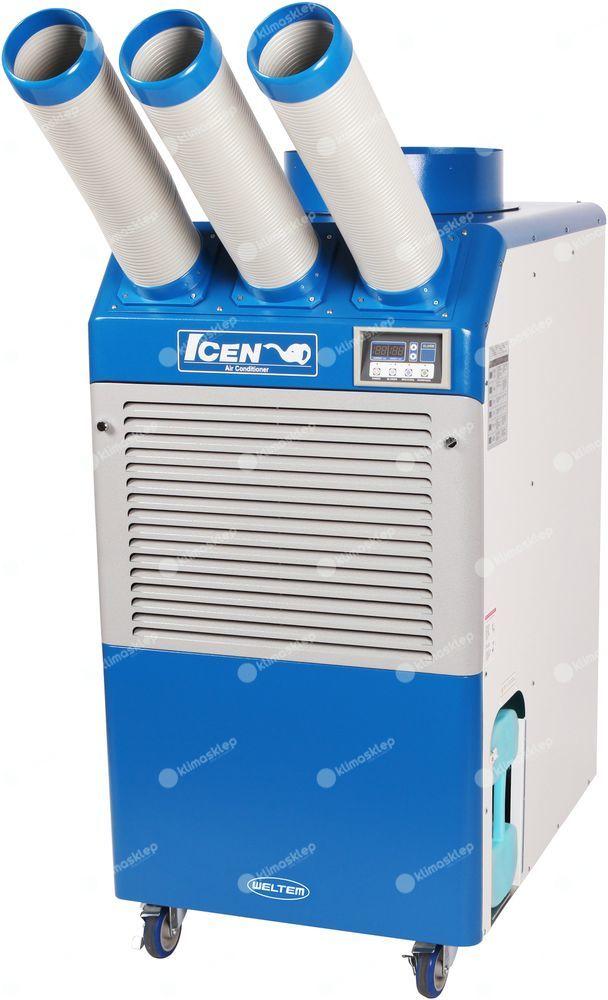 Klimatyzator przenośny Weltem WPC-9000 - przemysłowy