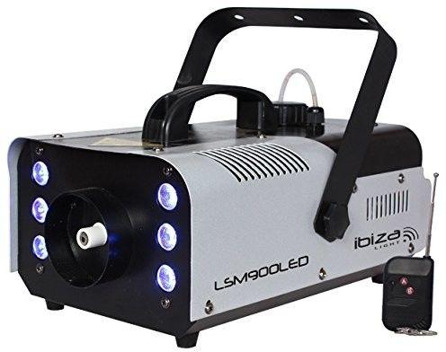 Ibiza Light LSM900LED, wytwornica dymu