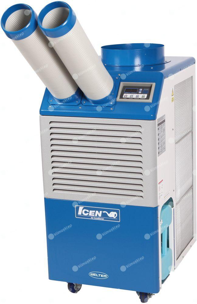 Klimatyzator przenośny Weltem WPC-5000 - przemysłowy