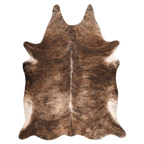 Dywan Sztuczna Skóra Bydlęca, Krowa G5068-1 Brązowa skórka 100x150 cm