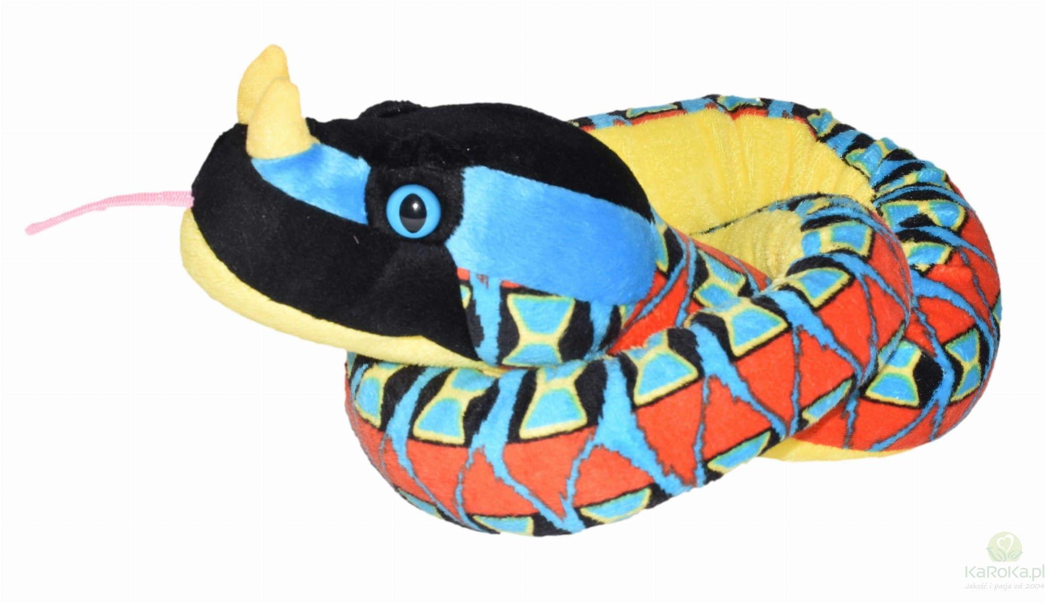 Żmija rogatonosa - Wild Republic - RHINO VIPER