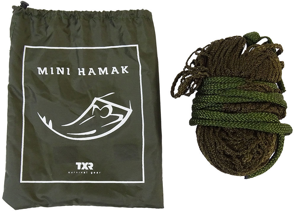 Hamak Texar mini - oliwkowy
