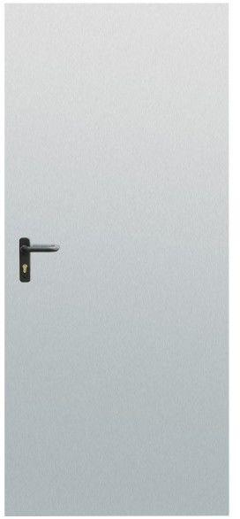 Drzwi uniwersalne Mars 80 ocynkowane