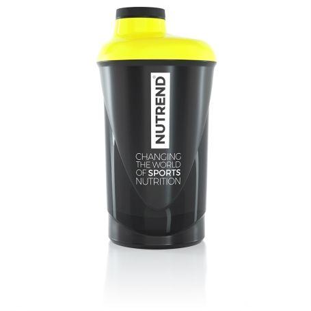 SZEJKER NUTREND 2019 - 600 ml czarno-żółty neon
