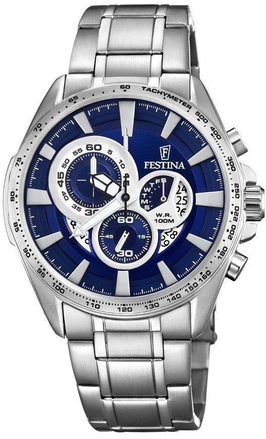 Zegarek Festina F6864-2 Chrono Sport - CENA DO NEGOCJACJI - DOSTAWA DHL GRATIS, KUPUJ BEZ RYZYKA - 100 dni na zwrot, możliwość wygrawerowania dowolnego tekstu.