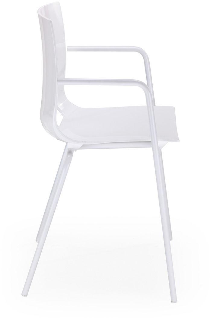 NOWY STYL Krzesło FONDO PP ARM chrome /kolory