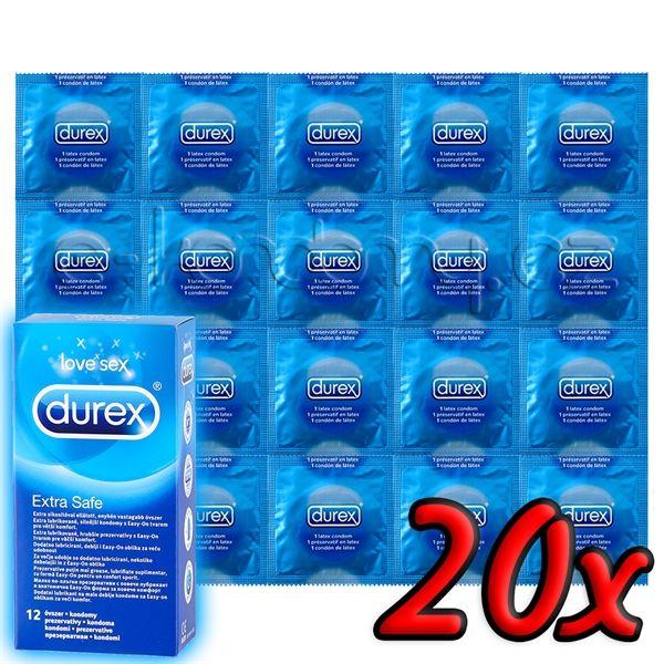 Durex Extra Safe 20 pack
