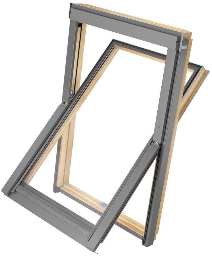 Okno dachowe 2-szybowe MKD M6A B900 78 x 118 cm ARTENS