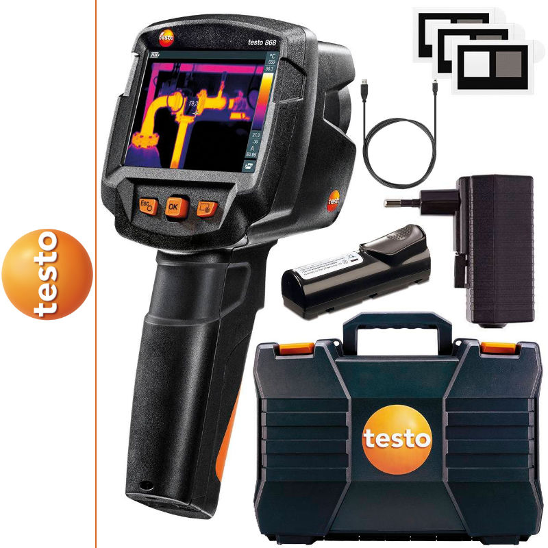 TESTO Kamera termowizyjna 868