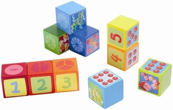 Klocki z cyferkami HB2429-Haba edukacyjne zabawki dla dzieci