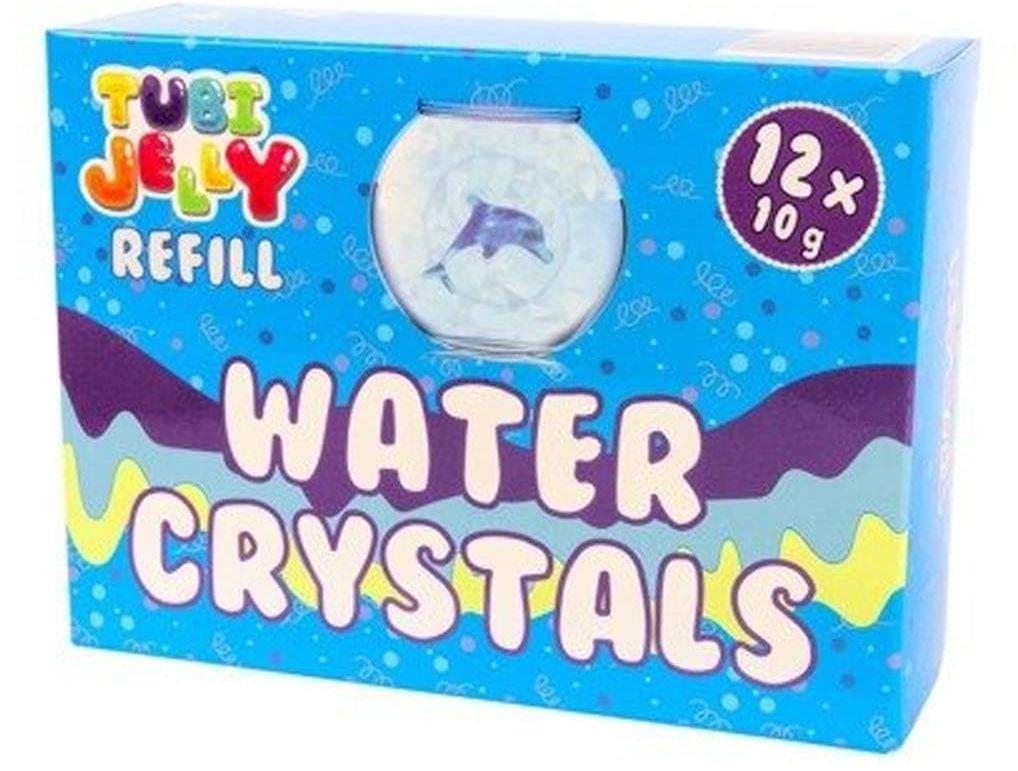 Kryształy wodne Tubi Jelly - 12 x 10 g