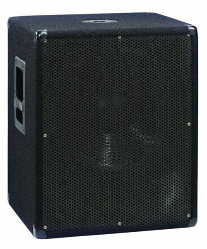 Omnitronic BX-1850 Subwoofer pasywny 600W RMS