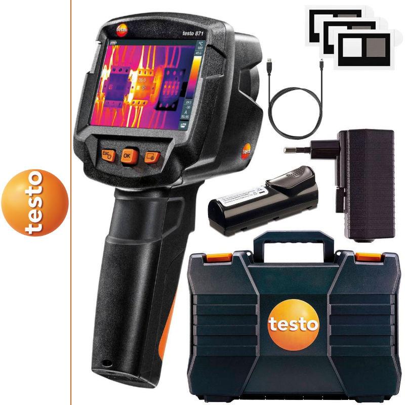 Kamera termowizyjna testo 871