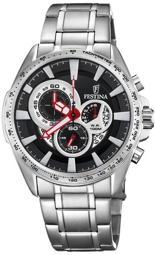 Zegarek Festina F6864-5 Chrono Sport - CENA DO NEGOCJACJI - DOSTAWA DHL GRATIS, KUPUJ BEZ RYZYKA - 100 dni na zwrot, możliwość wygrawerowania dowolnego tekstu.