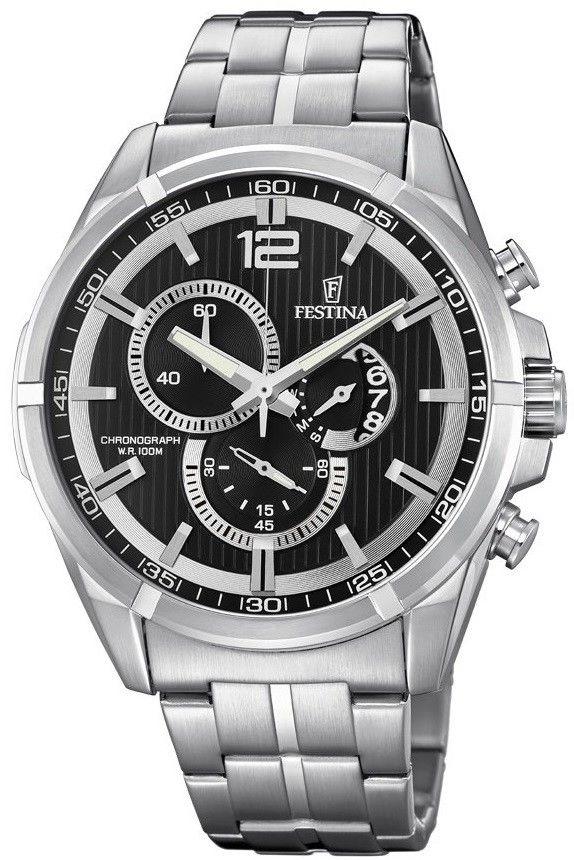 Zegarek Festina F6865-2 Chrono Sport - CENA DO NEGOCJACJI - DOSTAWA DHL GRATIS, KUPUJ BEZ RYZYKA - 100 dni na zwrot, możliwość wygrawerowania dowolnego tekstu.