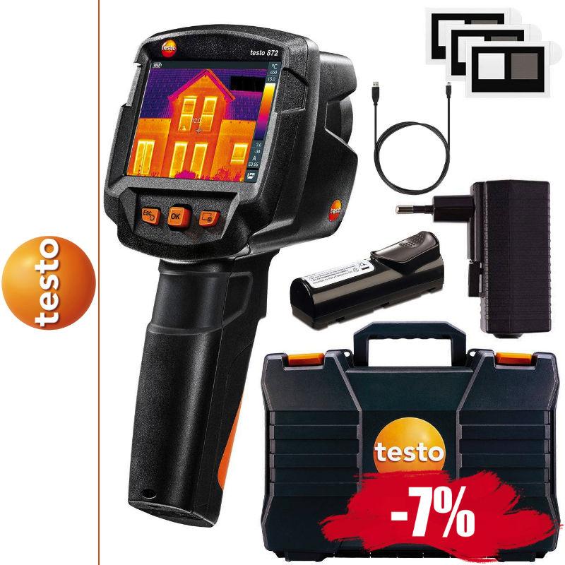 Kamera termowizyjna testo 872