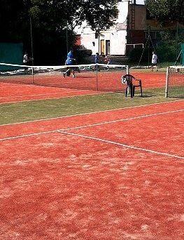 Tenis dla dwóch osób  Poznań