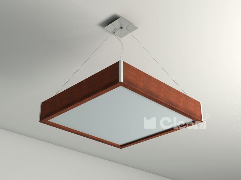 Cleoni lampa wisząca Avatar 40 orzech 1172W41304 / 24h