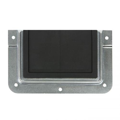 Adam Hall Hardware 87972 - Przepust kablowy w miseczce montażowej w kształcie litery U