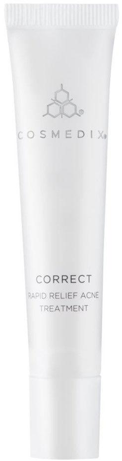 COSMEDIX Correct Rapid Relief Acne Treatment punktowe serum przeciwtrądzikowe 15 ml