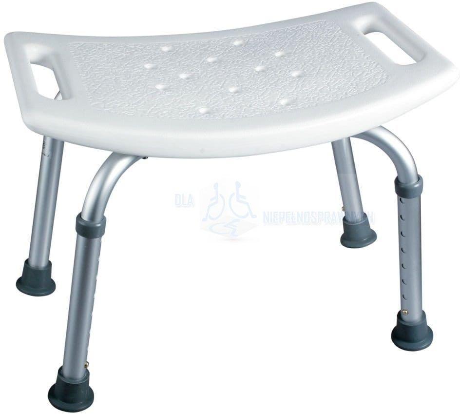 Siedzisko prysznicowe, TPU, dla niepełnosprawnych, do prysznica
