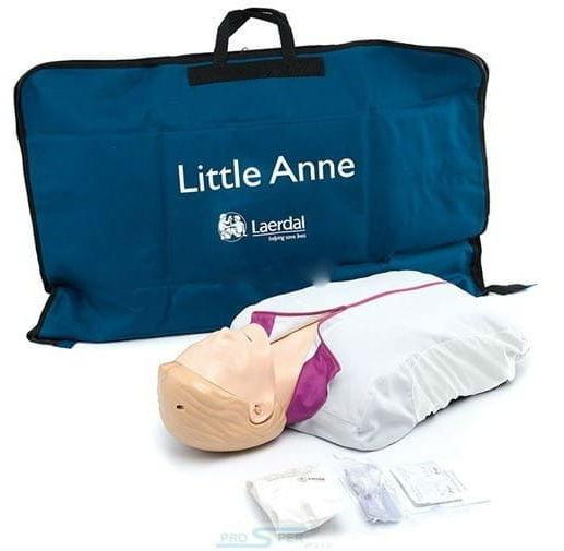 AED Little Anne - fantom z obsługa AED