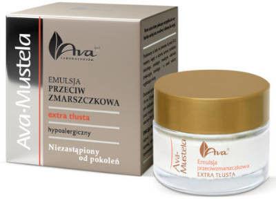 Ava-Mustela Emulsja przeciwzmarszczkowa 50ml Ava