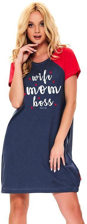 Koszula nocna ciążowa Love mom