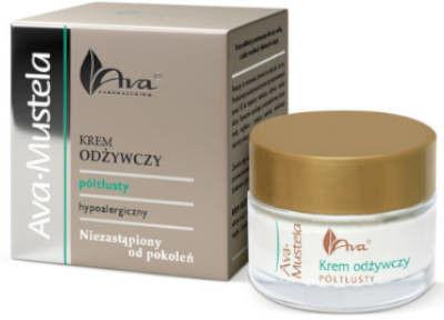 Ava-Mustela Krem odżywczy 50ml Ava