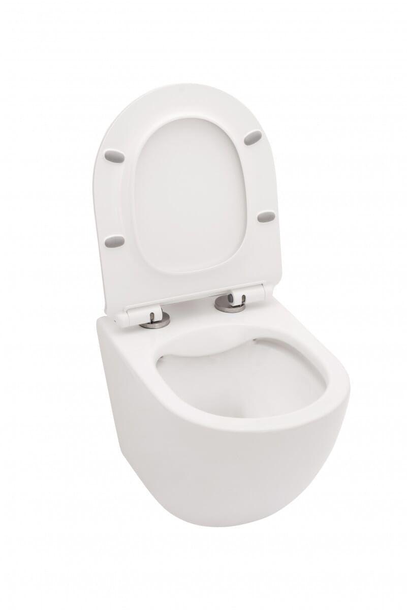 Misa WC podwieszana Carlo Mini Tornado Slim ZM (REA-C1259)