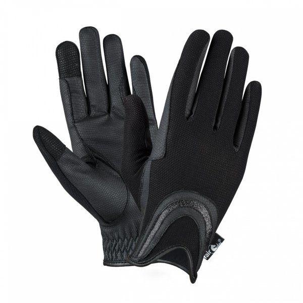 Rękawiczki SOL - FAIR PLAY - czarny