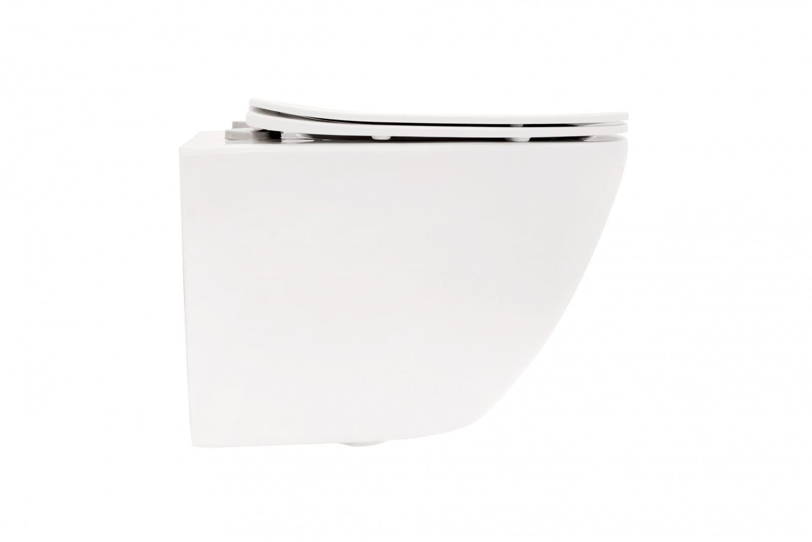 Misa WC podwieszana Carlo Mini Tornado Flat ZM Rea (REA-C2762)