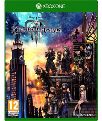Gra Xbox One Kingdom Hearts III