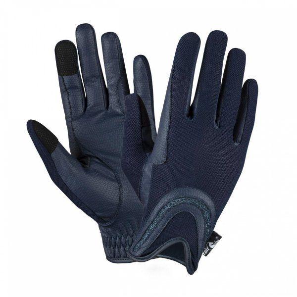 Rękawiczki SOL - FAIR PLAY - granatowy
