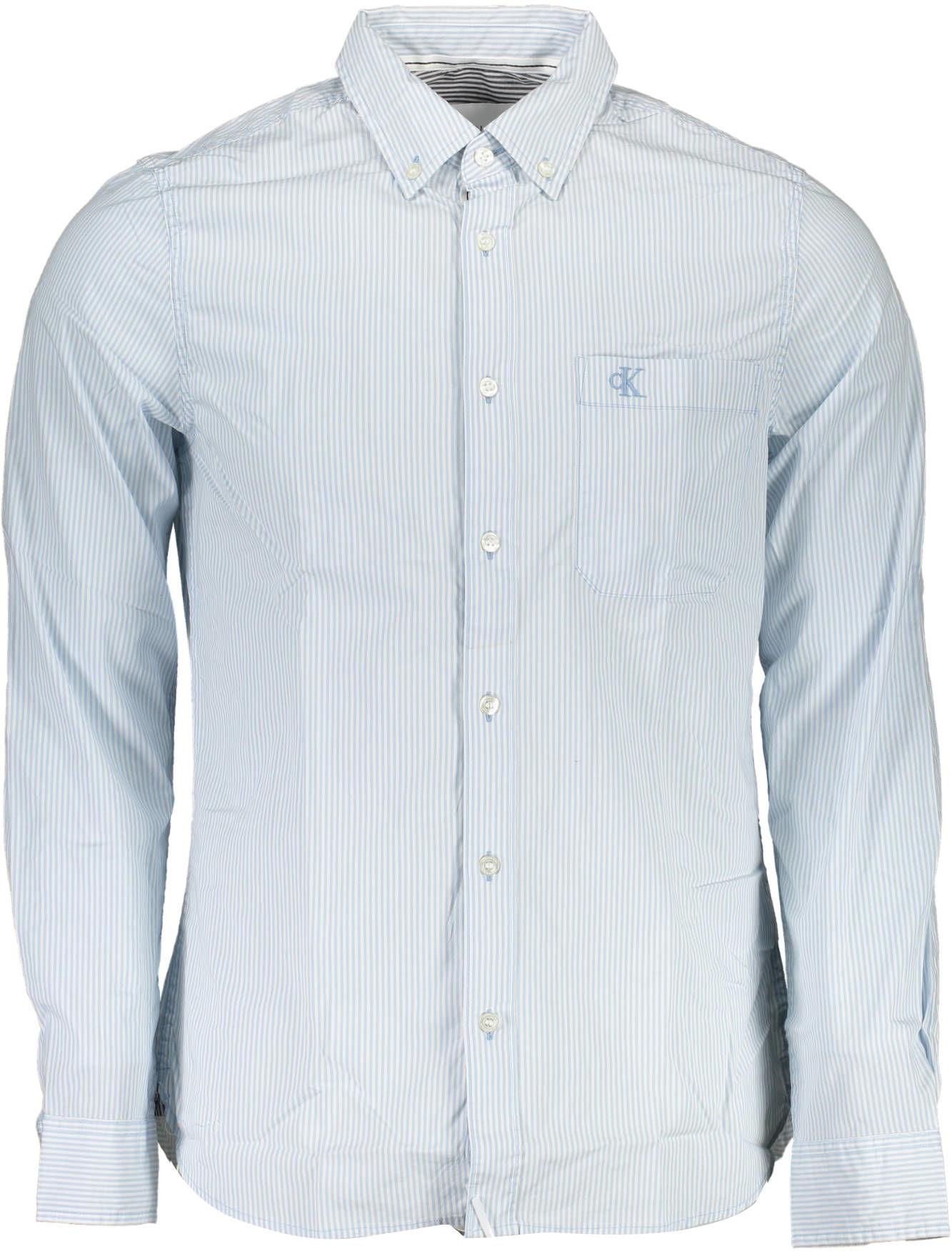 Koszula CALVIN KLEIN z długim rękawem dla mężczyzn