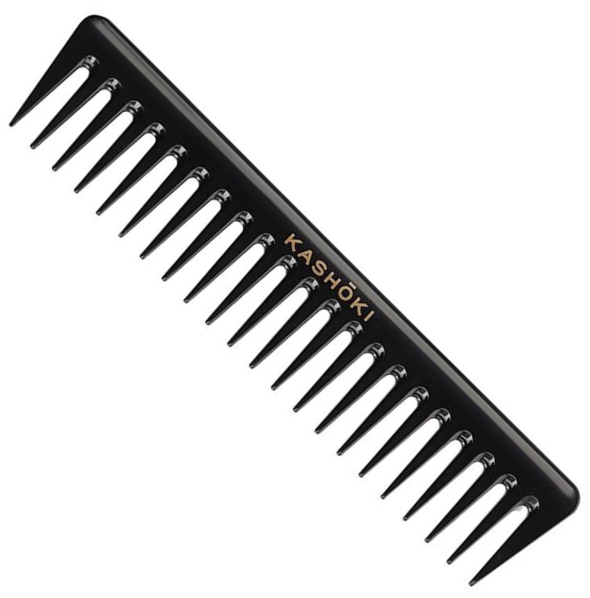 Kashoki Youko HR Comb Detangling 399 Grzebień do rozczesywania gęstych i kręconych włosów
