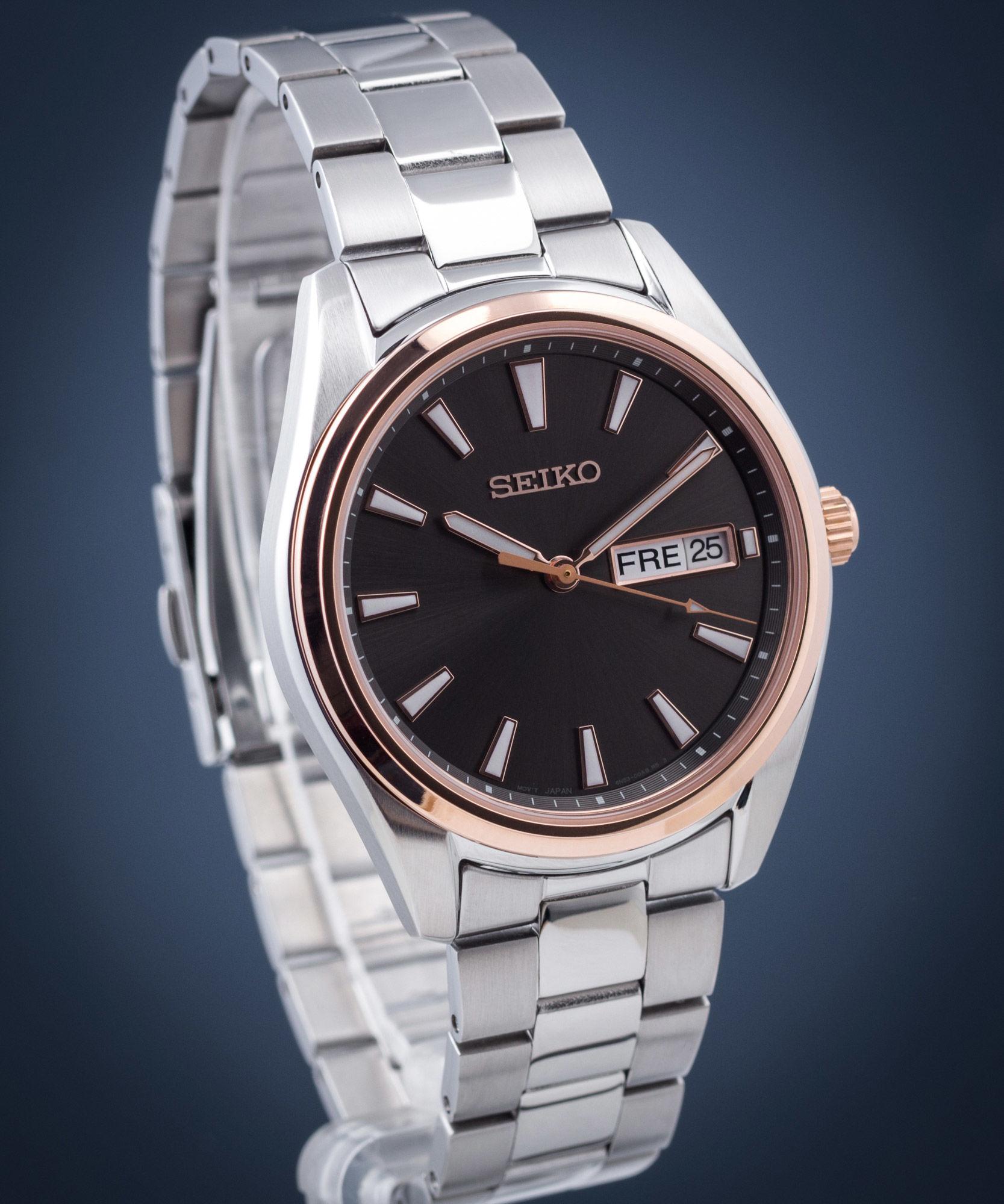 Zegarek męski Seiko Classic